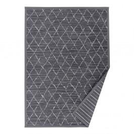Sivý vzorovaný obojstranný koberec Narma Vao, 70x140cm