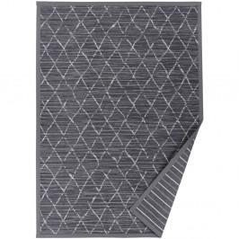 Sivý vzorovaný obojstranný koberec Narma Vao, 140×200cm