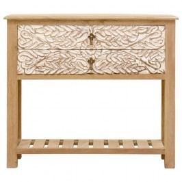 Konzolový stolík z mangového dreva Massive Home Sweet