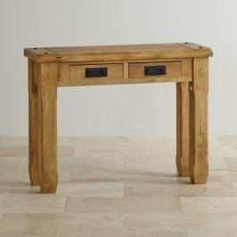 Konzolový stolík z mangového dreva Massive Home Patna