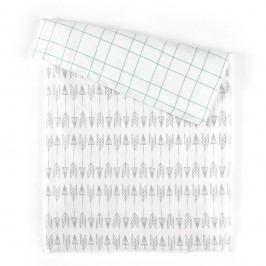 Obojstranná obliečka na paplón Roomblush Baby Arrows, 100x140cm
