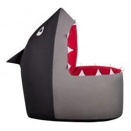 Detský sedací vak Sit and Chill Shark