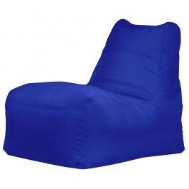 Modrý sedací vak Sit and Chill Jolo