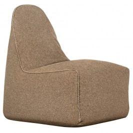 Hnedý sedací vak Sit and Chill Lounge