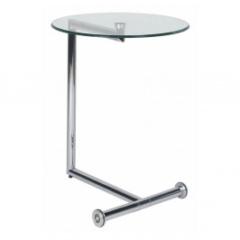 Odkladací stolík Kare Design Easy Living Klar, ⌀46cm