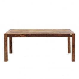 Drevený jedálenský stôl Kare Design Authentico, 160×80cm