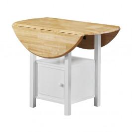 Rozkladací stôl Støraa Molly, priemer 99cm