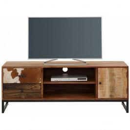 TV stolík z dreva sheesham Støraa Himani