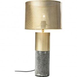 Stolová lampa v zlatej farbe Kare Design Art Miami