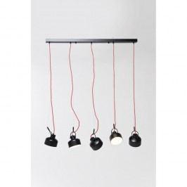 Čierne stropné svietidlo Kare Design Fabbrica