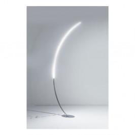Stojacia lampa v striebornej farbe Kare Design Codolo