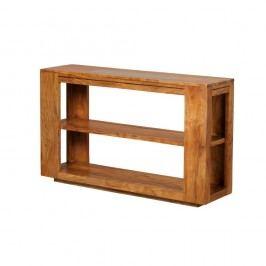 Konzolový stolík zmasívneho akáciového dreva Zara