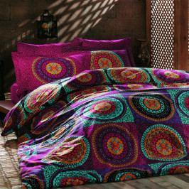 Bavlnené obliečky Gipsy s plachtou, 200x220cm