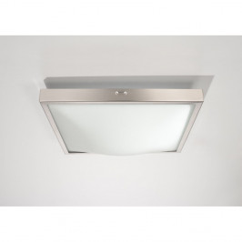 Stropné svetlo Nice Lamps Polaris, 31 × 31 cm