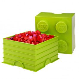 Limetková úložná kocka LEGO®