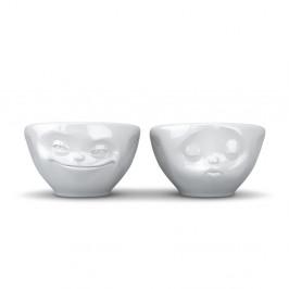 Sada 2 bielych zamilovaných malých šálok 58 products