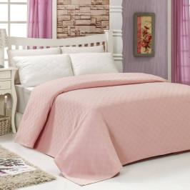 Prikrývka cez posteľ Pique Powder, 200×240cm