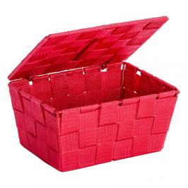 Červený košík s vekom Wenko Adria