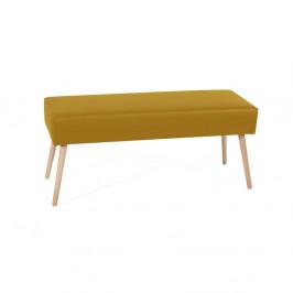 Žltá lavica Max Winzer Sue
