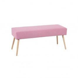 Ružová lavica Max Winzer Sue
