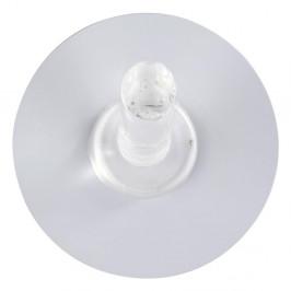 Samodržiaci háčik Wenko Static-Loc White