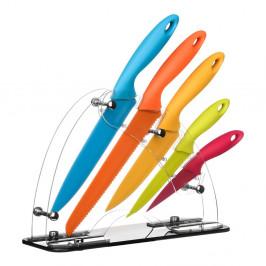Sada 5 nožov so stojanom Premier Housewares