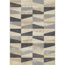 Sivo-béžový koberec Universal Fusion, 140×200cm