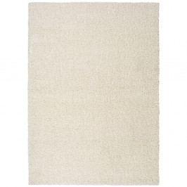 Biely koberec Universal Hanna, 80x150cm