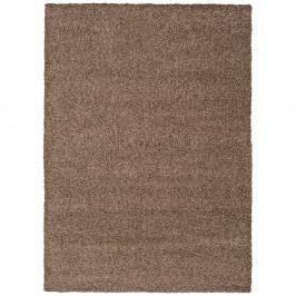 Hnedý koberec Universal Hanna, 140x200cm