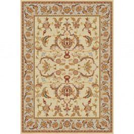Béžový koberec Universal Khalil Beige, 67 x 250 cm
