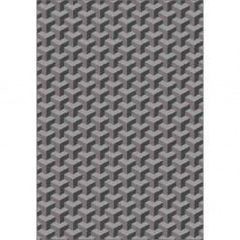 Sivý koberec Universal Nilo Grey, 133 x 190 cm