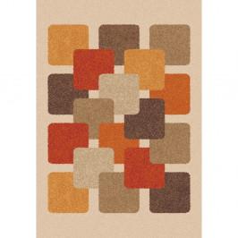 Hnedo-béžový koberec Universal Boras, 160 x 230 cm