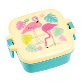 Desiatová krabička Rex London Flamingo Bay