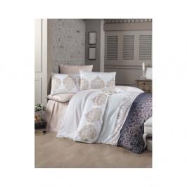 Bavlnené obliečky s plachtou Asrin, 200x220cm