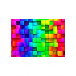Veľkoformátová tapeta Artgeist Cubes, 400×280 cm