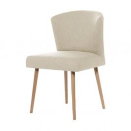 Krémová jedálenská stolička My Pop Design Richter