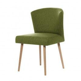 Zelená jedálenská stolička My Pop Design Richter