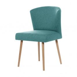 Svetlomodrá jedálenská stolička My Pop Design Richter
