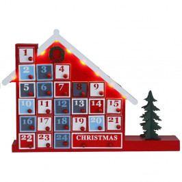 Svietiaca dekorácia Best Season Advent House
