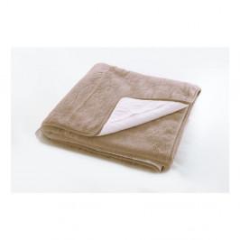 Vlnená deka Royal Dream Linda Brown, 90×200cm