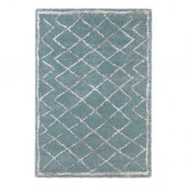 Modrý koberec Mint Rugs Loft, 120x170cm