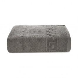 Sivý bavlnený uterák Kate Louise Pauline, 50 × 90 cm