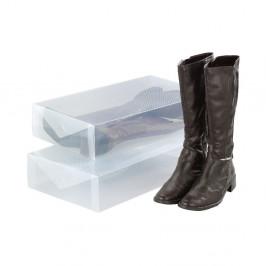Sada 2 úložných boxov na čižmyWenkoPack