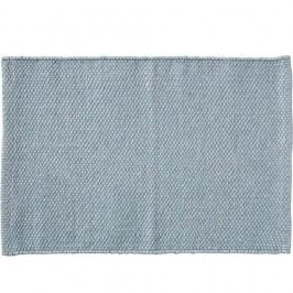 Modré prestieranie Södahl Rustic, 33 x 48 cm
