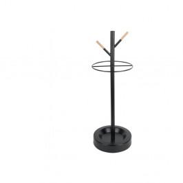 Čierny stojan na dáždniky Leitmotiv Fushion