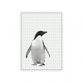 Kuchynská utierka PT LIVING Penguin, 50×70 cm