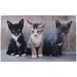 Podložka pod rohožku Esschert Design Kitten