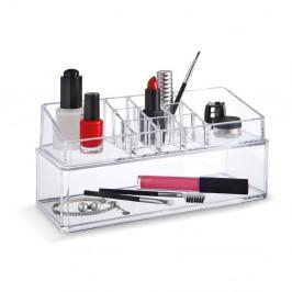 Dvojitý organizér na kozmetiku Bonita Make Up