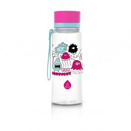 Plastová fľaša Equa Monsters, 0,4 l
