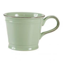 Zelený porcelánový hrnček T&GWoodware Pride of Place, 300 ml